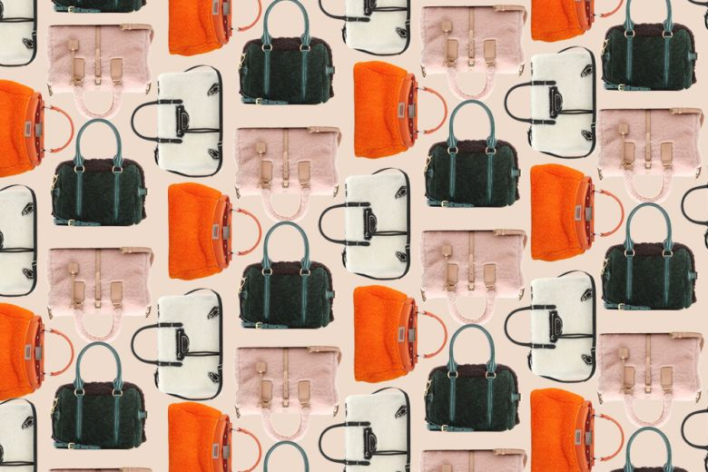 Le borse in shearling per l'inverno 2015