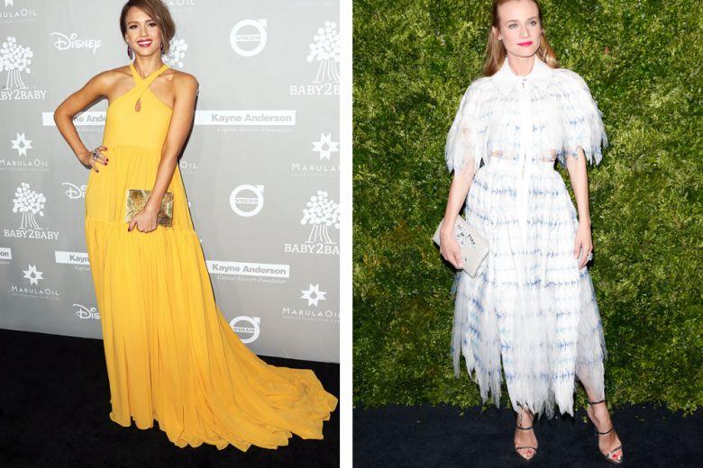 Le meglio vestite della settimana: da Carey Mulligan a Katy Perry