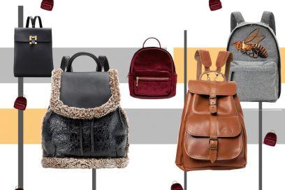 Zaini: i modelli da acquistare per l'Autunno-Inverno 2015/16