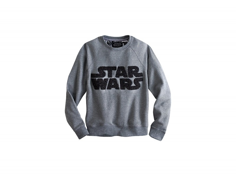 felpa star wars disney