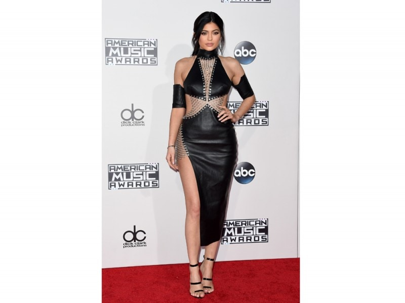 kylie-jenner-american-music-awards-getty