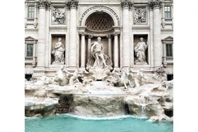 @markomorciano – La fontana di Trevi