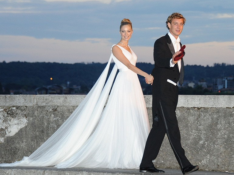 matrimonio beatrice borromeo pierre casiraghi