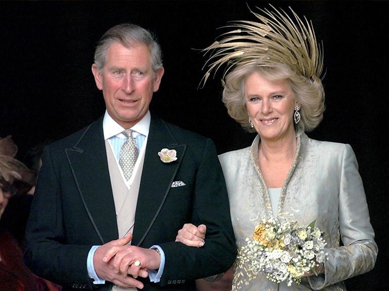 matrimonio principe carlo camilla parker bowles