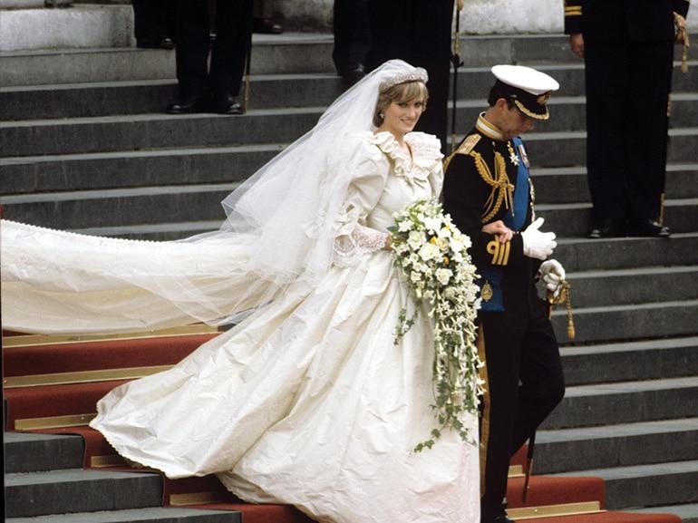 matrimonio principe carlo diana spencer