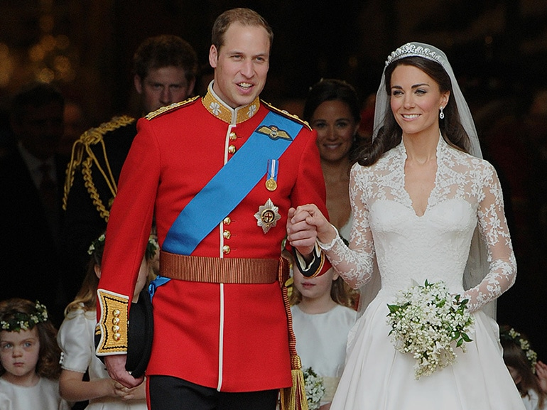 matrimonio principe william kate middleton