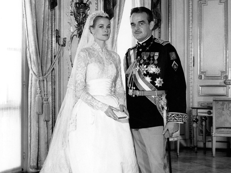matrimonio ranieri grace kelly