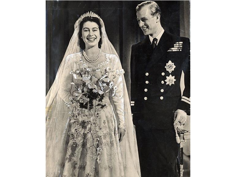 matrimonio regina elisabetta principe filippo