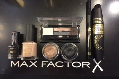 max factor x factor face chart trucchi