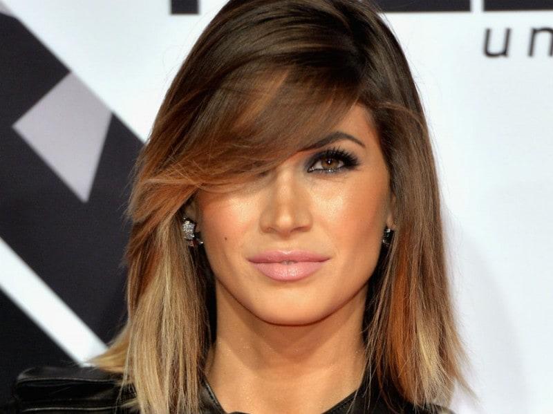 melissa satta MTV EMA's 2015
