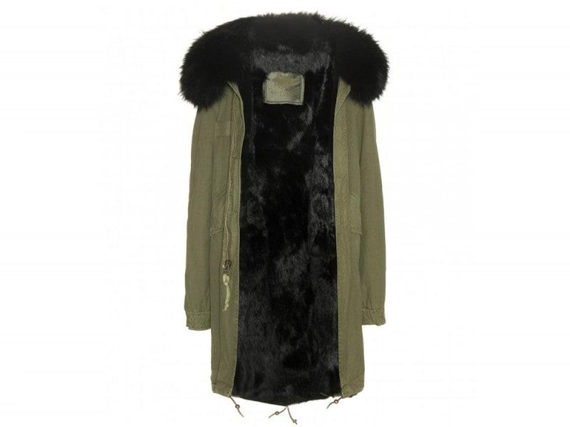 parka pelliccia mr and mrs fur