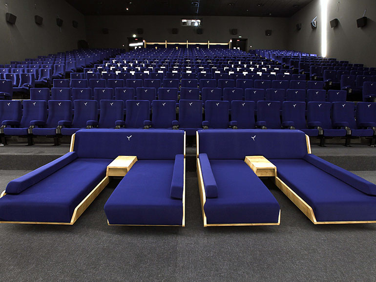 Beaugrenelle Cinema by Ora ïto for Pathé