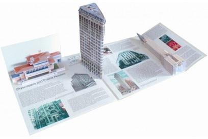 Modern Architecture Pop-Up Book