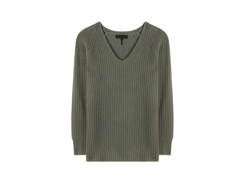 pullover verde rag and bone