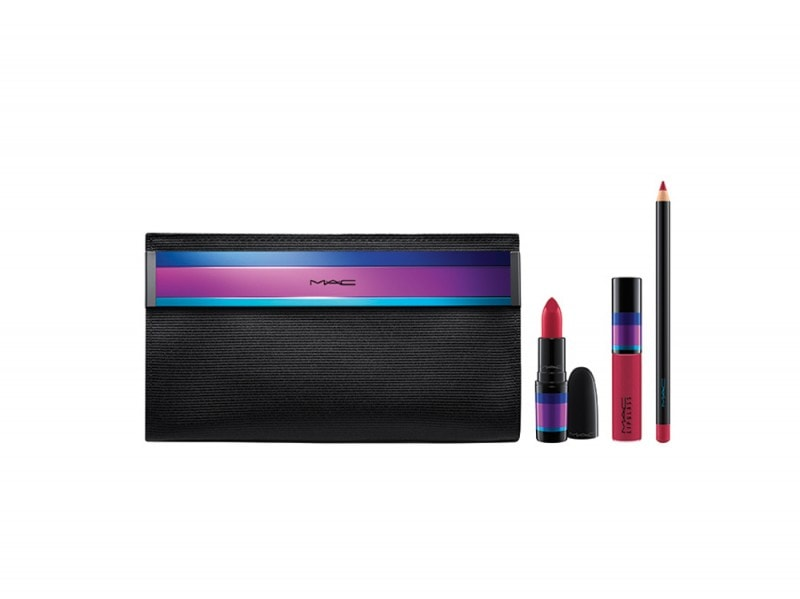 regali-natale-2015-beauty-economici-MAC-Holiday-Kit-Lip-Look-Bag-Enchanted-Eve-Red