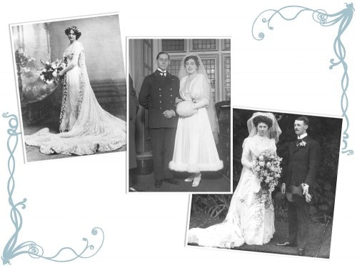 Abiti Da Sposa Del 900.Come Sono Cambiati Gli Abiti Da Sposa Negli Ultimi 100 Anni