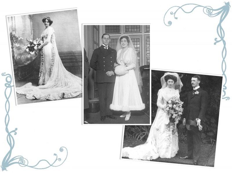 Abiti Da Sposa 900.Come Sono Cambiati Gli Abiti Da Sposa Negli Ultimi 100 Anni