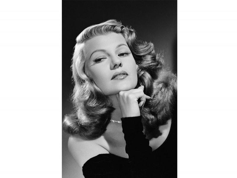 40s Rita Hayworth – Hollywood