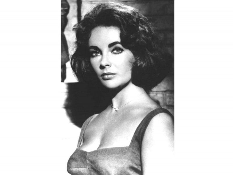 50s 60s Elizabeth Taylor – Bouffant