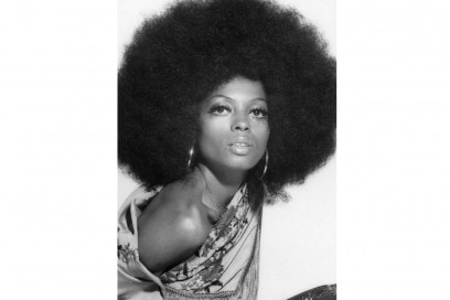 70s Diana Ross – Afro