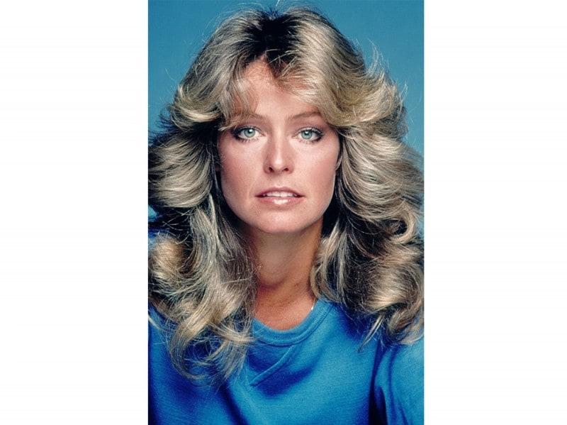 70s Farah Fawcett