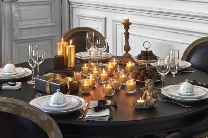 A lume di candela, Maisons Du Monde