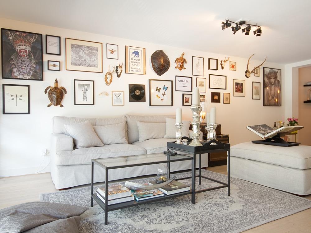 Amsterdam Airbnb: Loft apartment with city garden