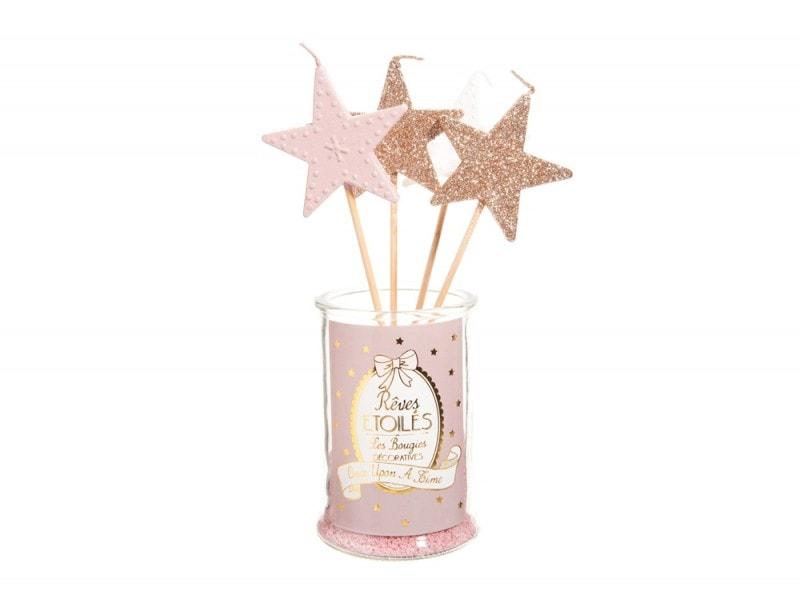 Candele sparkling di Maisons Du Monde
