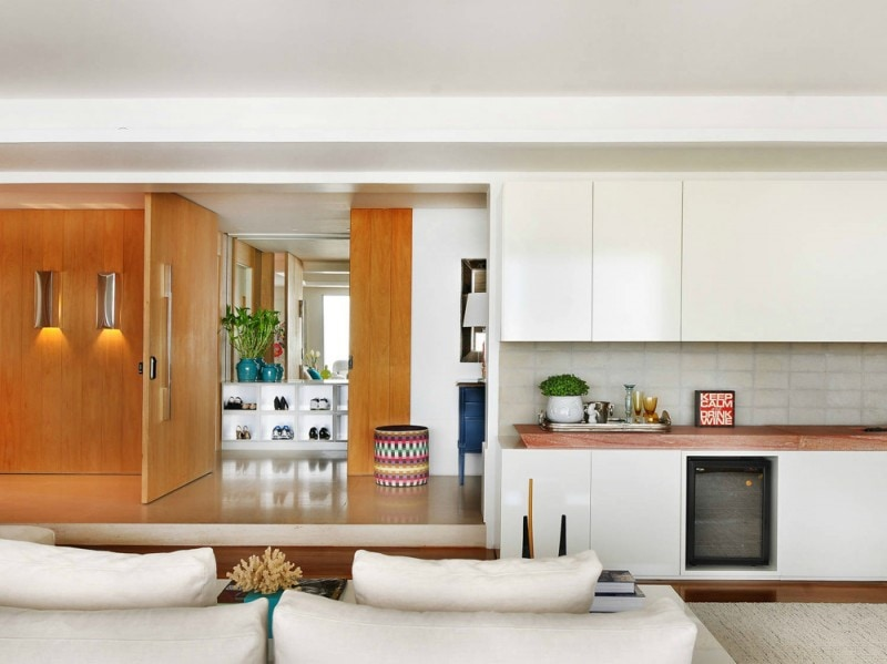 Casa Brasile kitchen