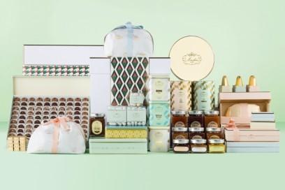 Confezioni regalo Pasticceria Marchesi