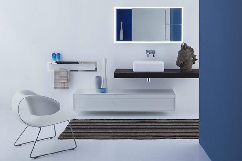 Bagno: 10 mobili per arredarlo in modo originale