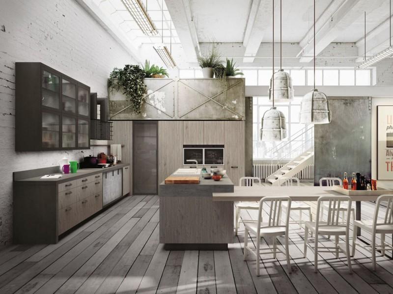 Cucine Non Componibili - Design Per La Casa - Aradz.com