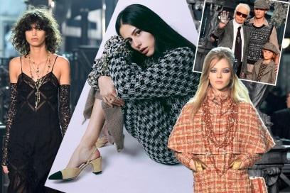 Chanel Métiers D'Art: Gilda Ambrosio racconta la sfilata Paris in Rome