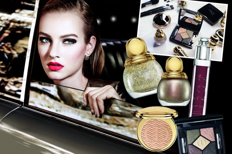 State of Gold: la collezione natalizia di Dior