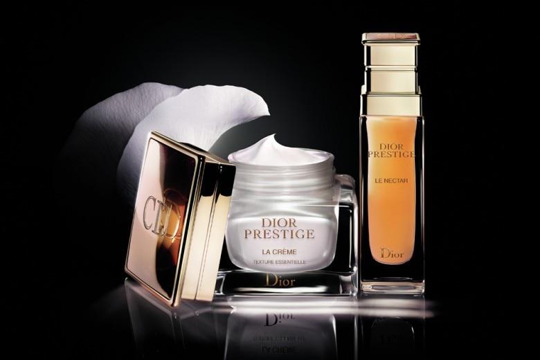 Dior Prestige: il potere della rosa