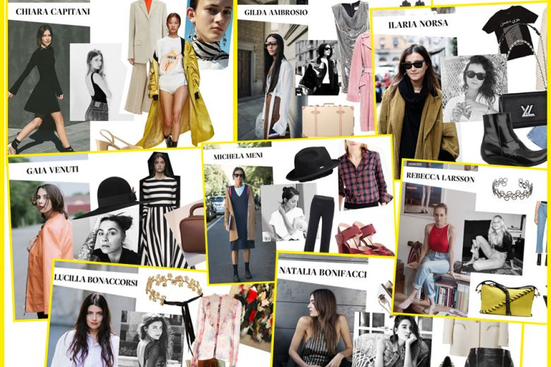 Natale 2015: i look delle it-girls di Grazia.it