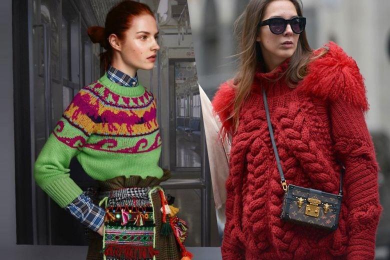 Shopping: i pullover delle feste!