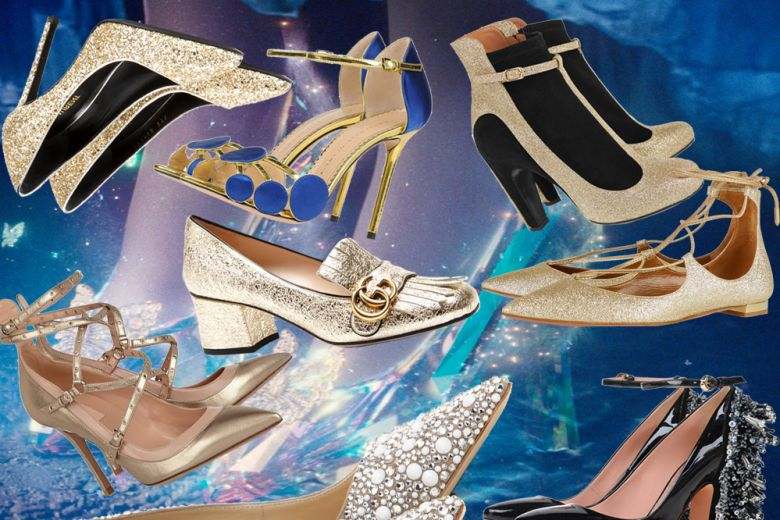 Le scarpe per le feste 2015