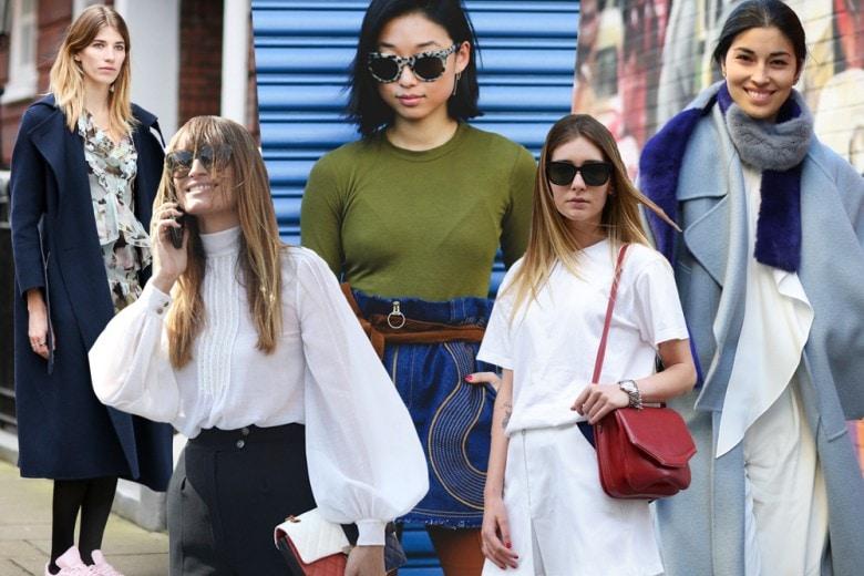 Street style: le meglio vestite del 2015