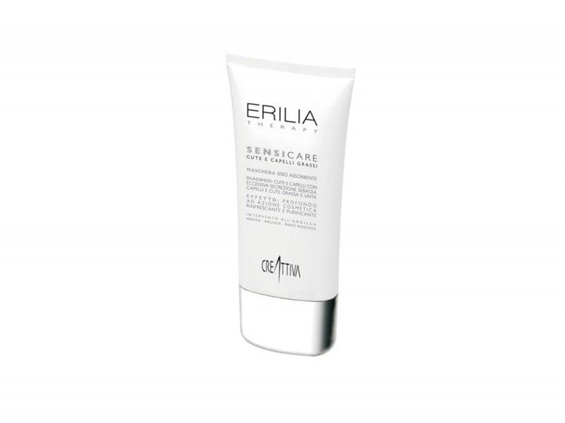 Erilia Therapy Maschera Cute e Capelli Grassi SensiCare