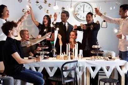 Happy New Year, Ikea