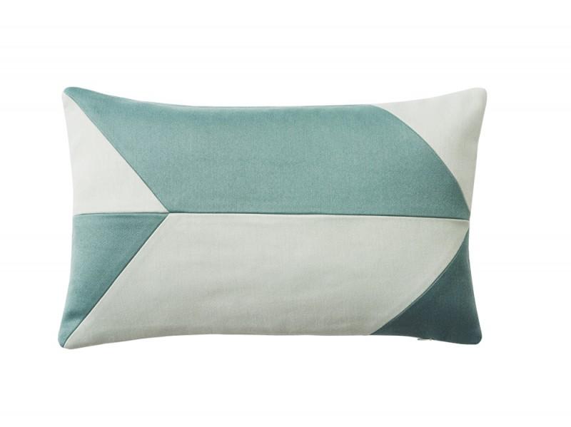 Il cuscino geometrico