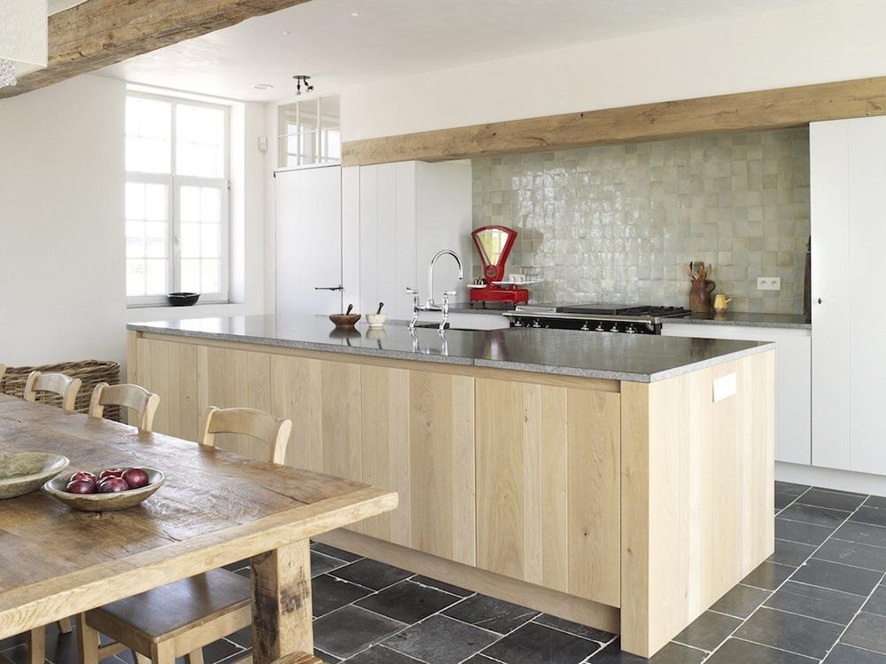 Bancone In Legno Ikea : La cucina ikea reinventata da koak design foto grazia.it