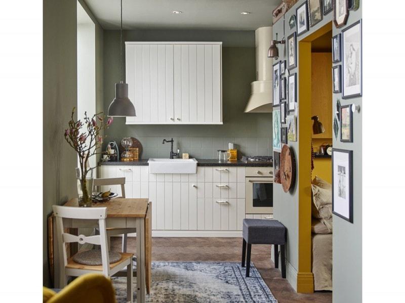 cucine ikea i modelli pi belli del catalogo 2016 grazia. Black Bedroom Furniture Sets. Home Design Ideas