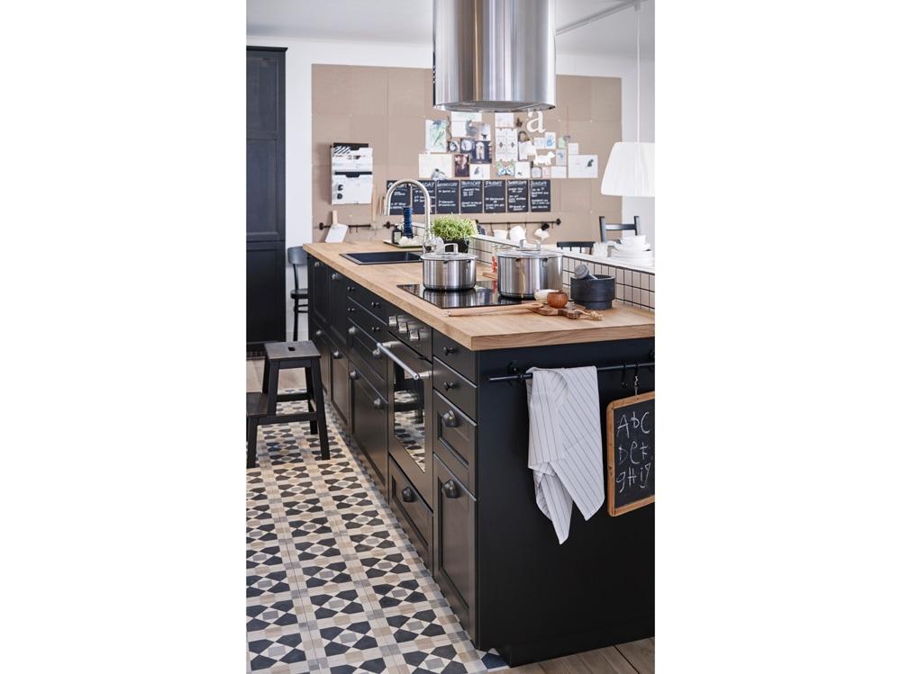 La cucina metod laxarby foto for Ikea rubinetti cucina