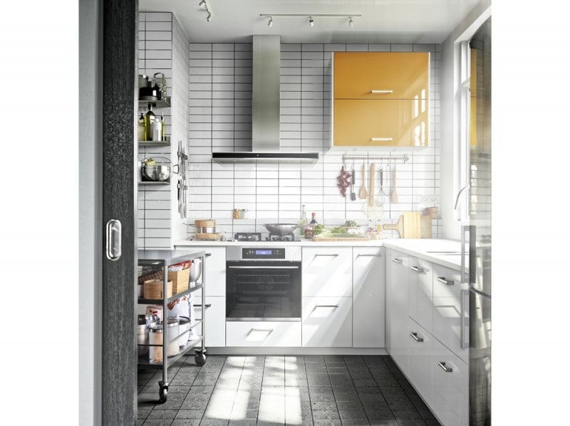 Cucine Ikea I Modelli Piu Belli Del Catalogo 2016 Grazia