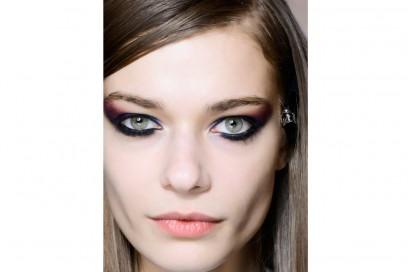 Occhi verdi – Smokey Eye esagerati