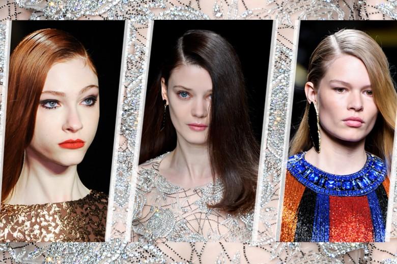 Side swept: lo styling capelli più glam
