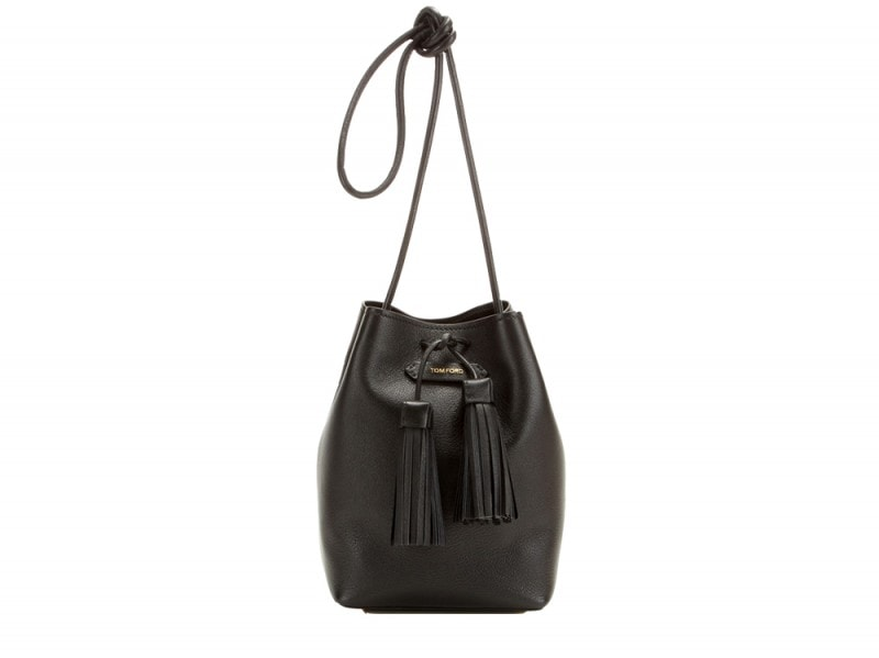 TOM FORD BUCKET BAG nera