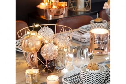 Un Natale dorato per Maisons Du Monde